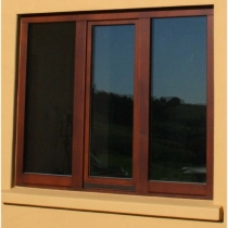 1-1-2 Fixed windows, outside plaster