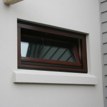 1-1-6 Tilt window outside