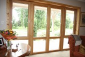 1-2-3 French Door inside