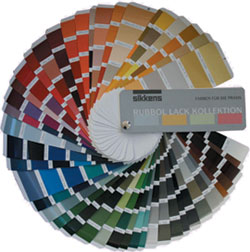 Sikkens Colour Chart
