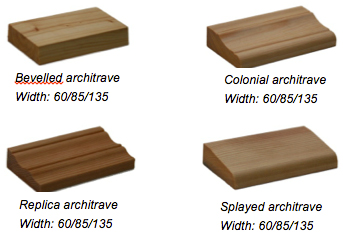 architraves