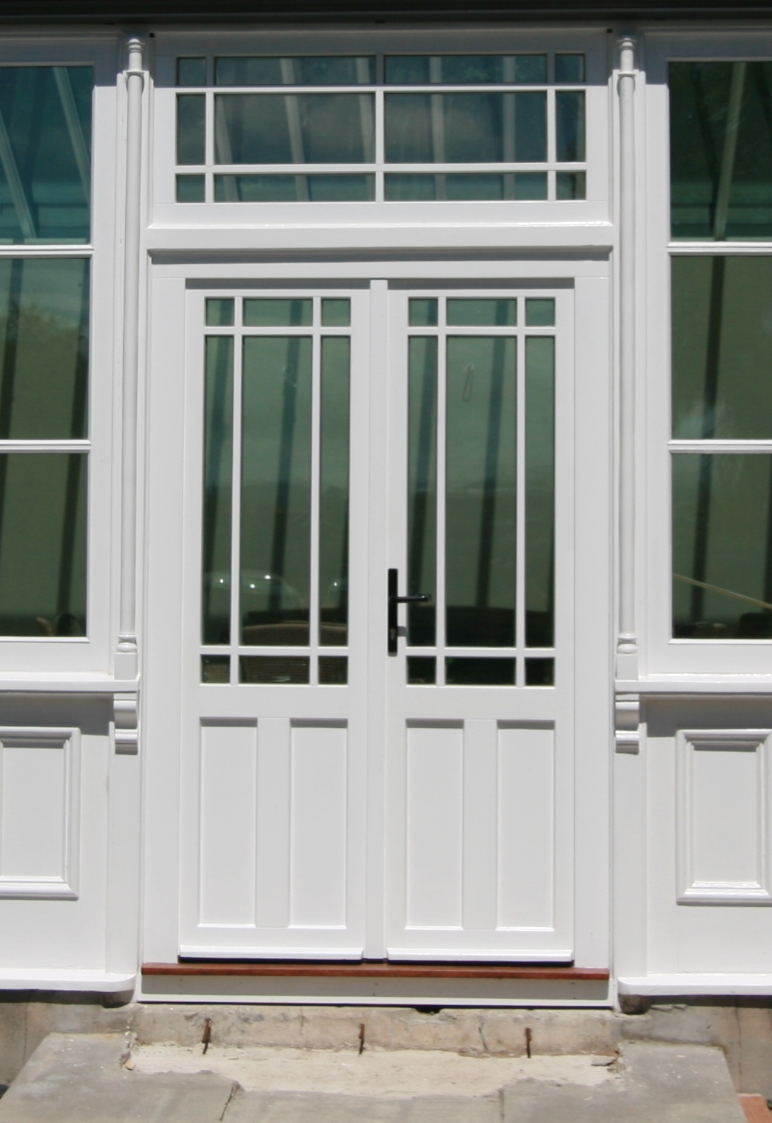 French doors eurotech windoors for Inward opening french doors