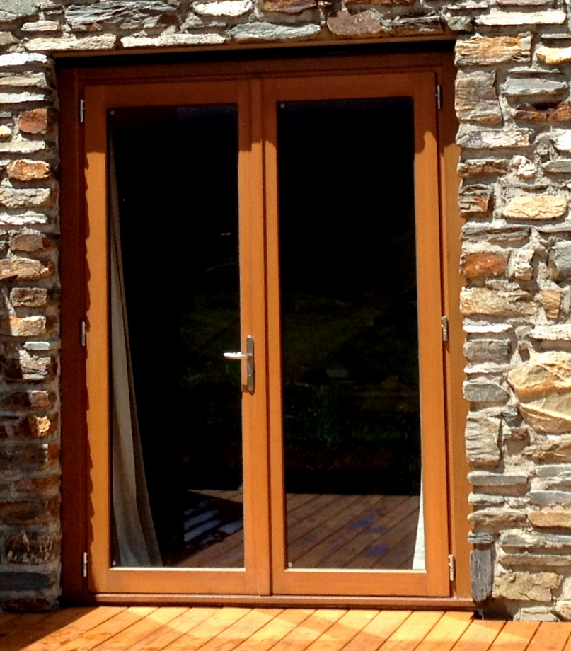 1-2-3 French Door outward opening 157 ... & French Doors | Eurotech-WinDoors