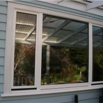 1-1-2 Fixed window outside weatherboard