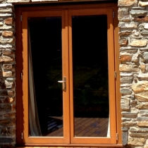 1-2-3 French Door outward opening 157