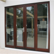 1-2-3 French door lockable outside