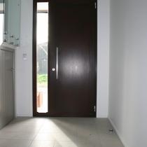1-2-4 Front Entrance door inside 1-sidelight