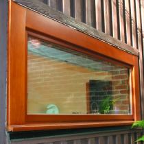 1-1-6 tilt window outside timber