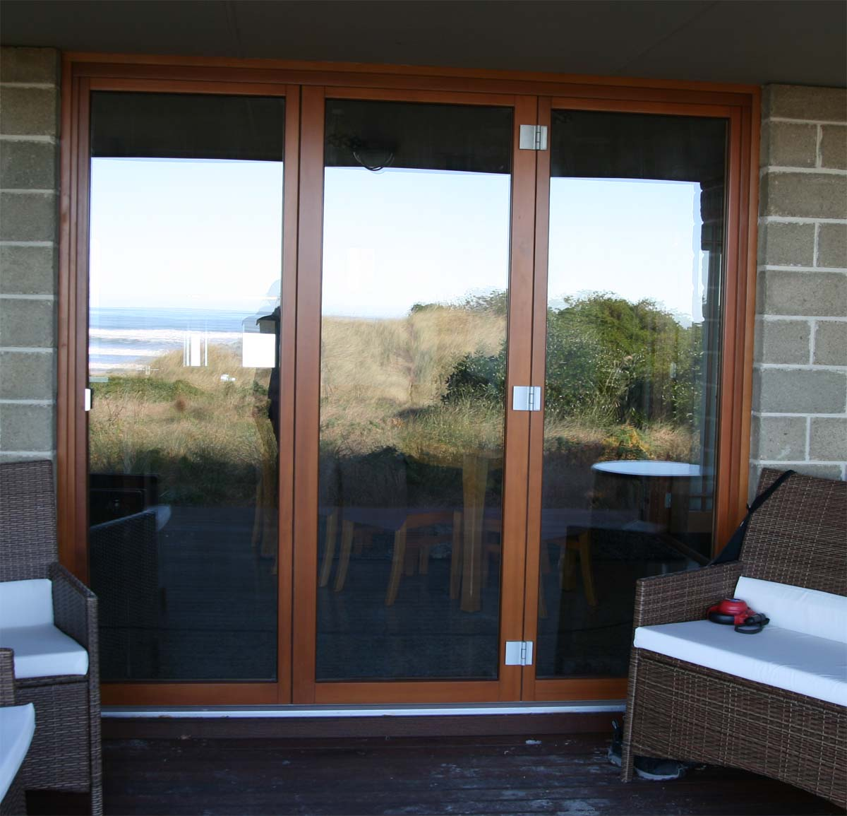 Bifold Windoor Eurotech Windoors