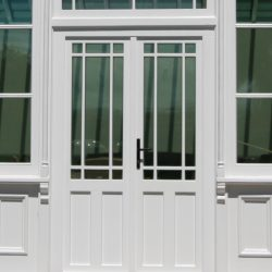 Timber Doors - External