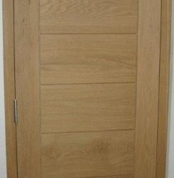 Timber Doors - Internal