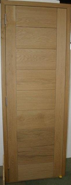 Timber Doors - Internal